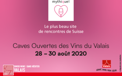 Caves Ouvertes Valaisannes