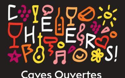 Caves ouvertes en Valais, les 13, 14 et 15 mai 2021